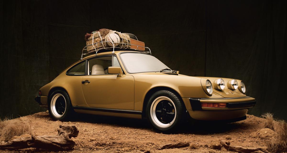 Porsche 911 SC by Aimé Leon Dore : un second partenariat qui respire l'authenticité