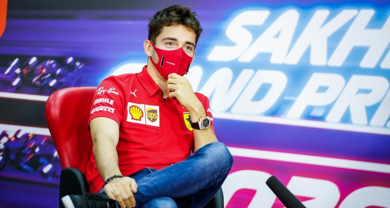 GP de Monaco de F1 : Charles Leclerc dévoile son casque hommage à Louis Chiron