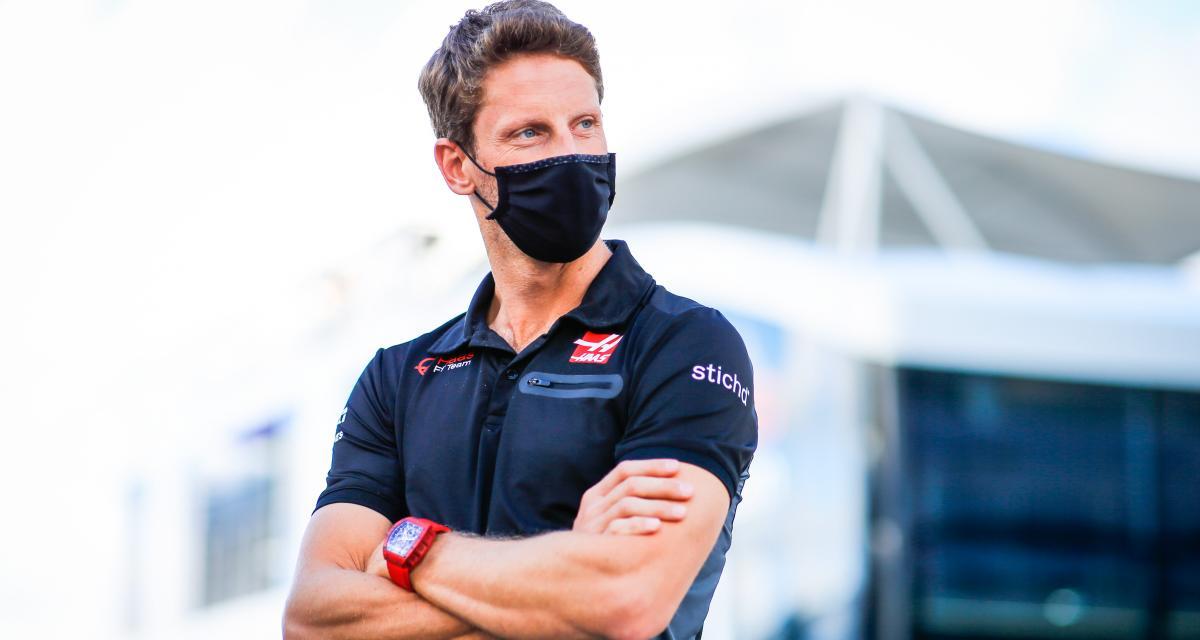 IndyCar : Romain Grosjean passe à l'iPhone 12 Pro