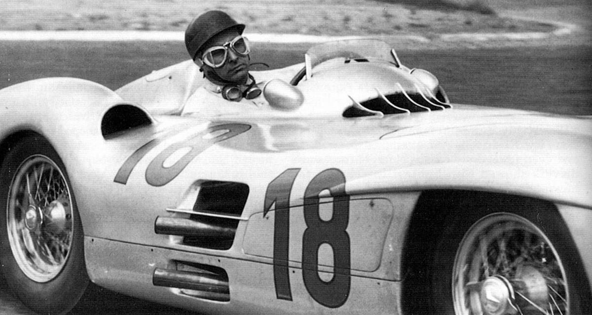 Il y a 71 ans… la première victoire de Juan Manuel Fangio en F1