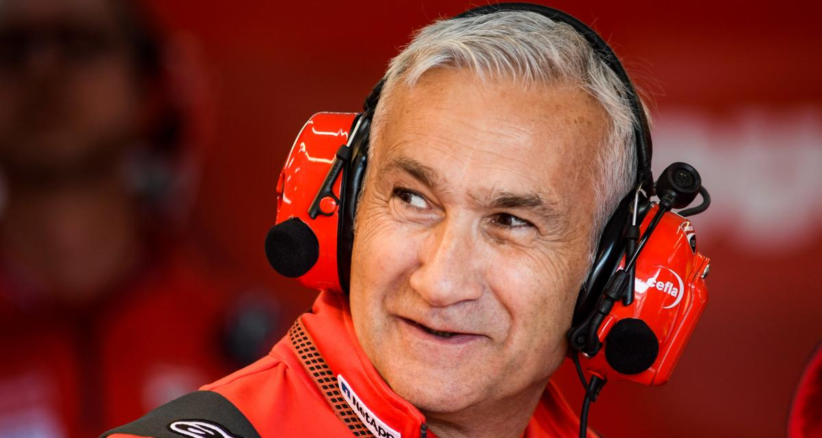 "Moto GP - Ducati : ""La chose la plus importante est de gagner"""