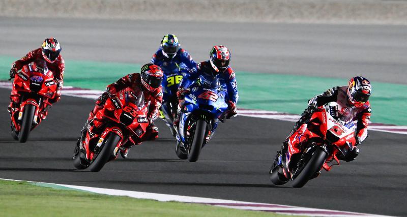 Les priorités de Ducati en 2021