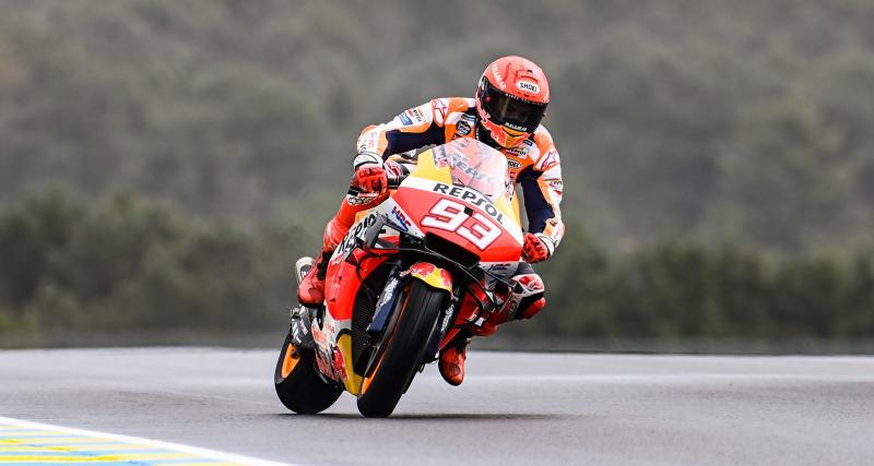 Marquez sera au 100% lors du GP d'Autriche
