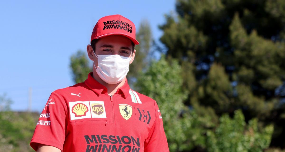 """Grand Prix de F1 de Monaco - Leclerc est """"assez satisfait"""" mais ne fait pas de pronostic sur la course (vidéo)"""