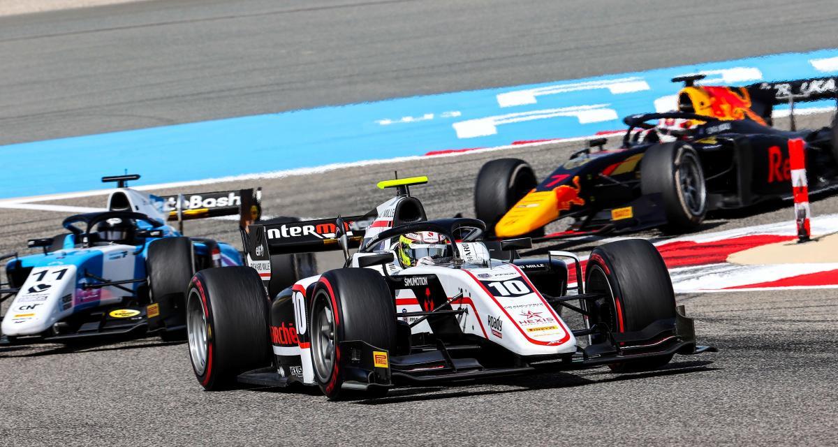 GP de Monaco de Formule 2 : le classement final de la course sprint 1
