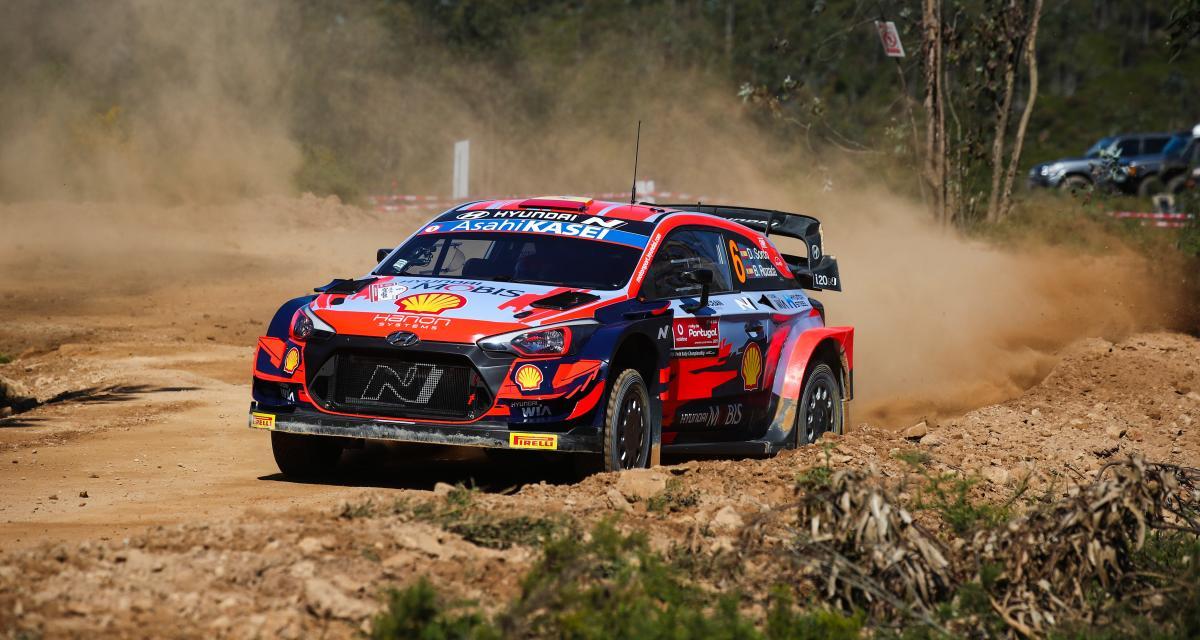 WRC, Rallye du Portugal 2021 : le classement général complet après la 3e épreuve spéciale