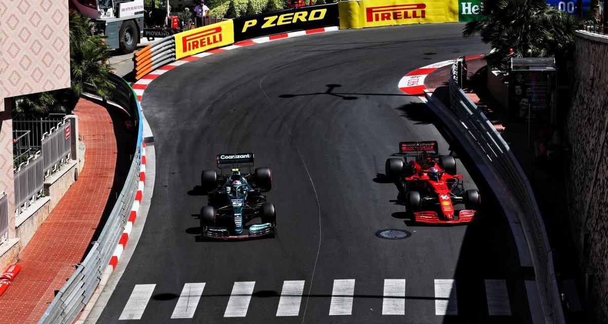 GP de Monaco de F1 : les temps forts des essais libres 1 et 2 en vidéo