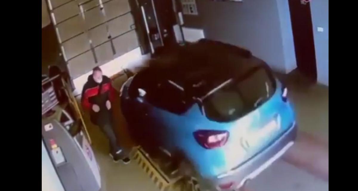 La pépite du jour : il emmène sa voiture chez le garagiste et l'abîme encore plus…