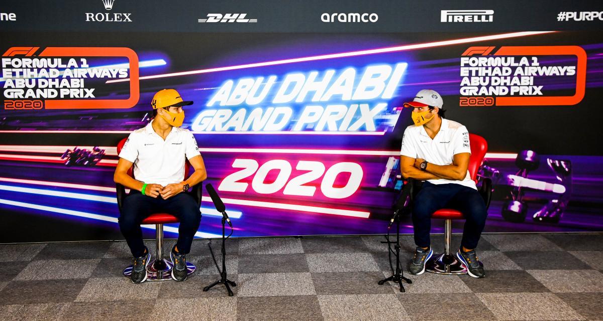 """GP de Monaco de F1 : """"Je pense que tu peux gagner"""", le sms de Lando Norris à Carlos Sainz"""