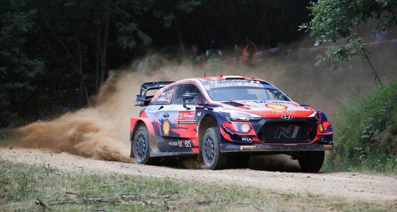 WRC, Rallye du Portugal 2021 : le classement des pilotes après l'épreuve spéciale 11