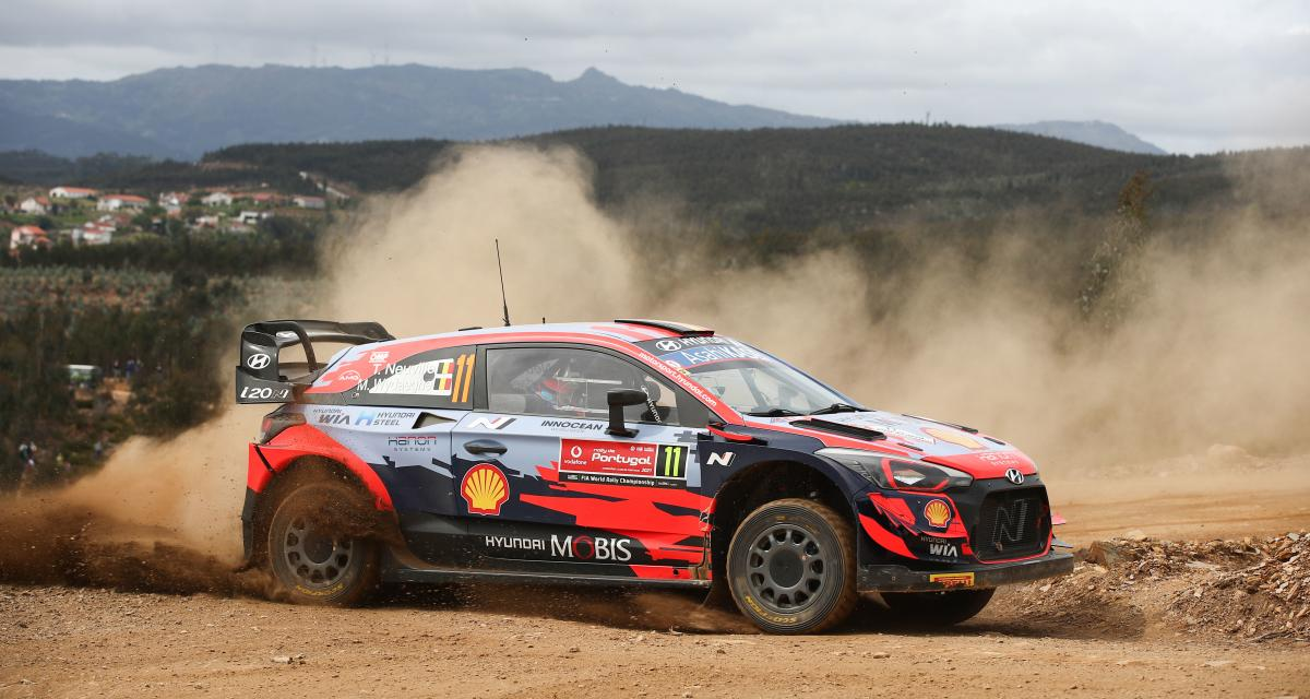 WRC, Rallye du Portugal 2021 : le crash de Thierry Neuville en vidéo