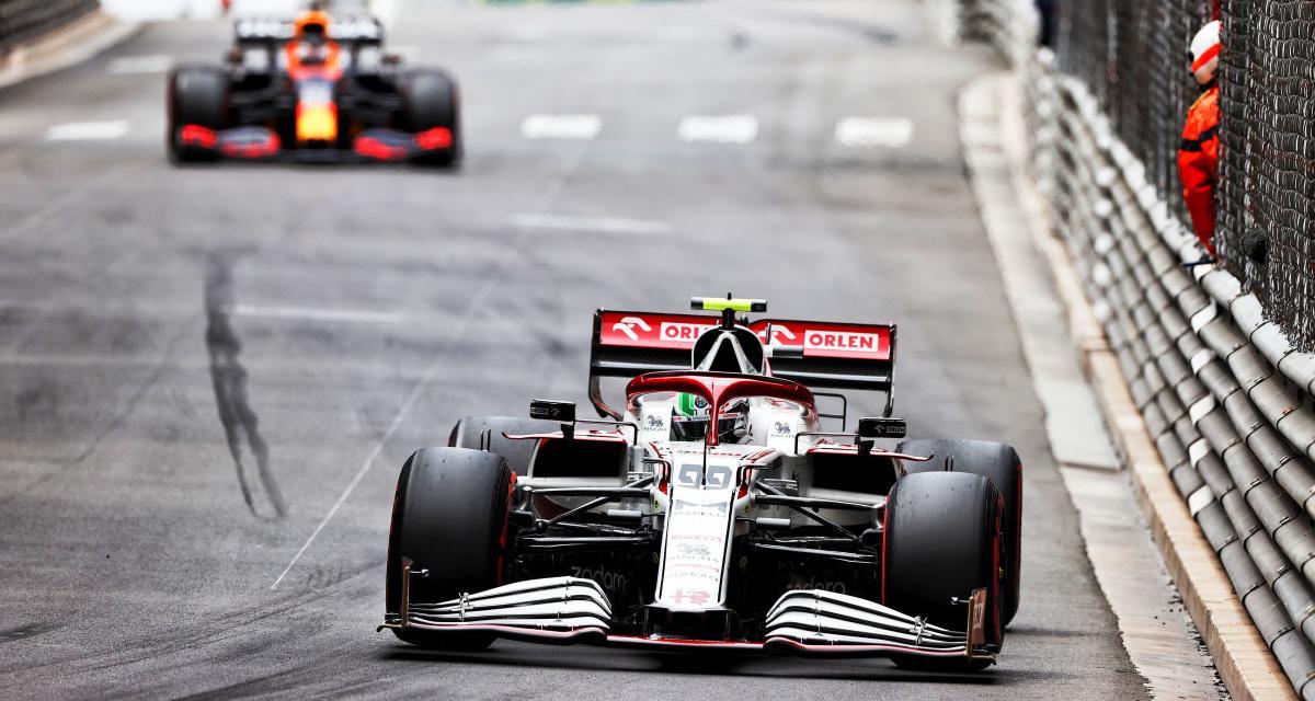 GP de F1 de Monaco : les résultats de la Q2