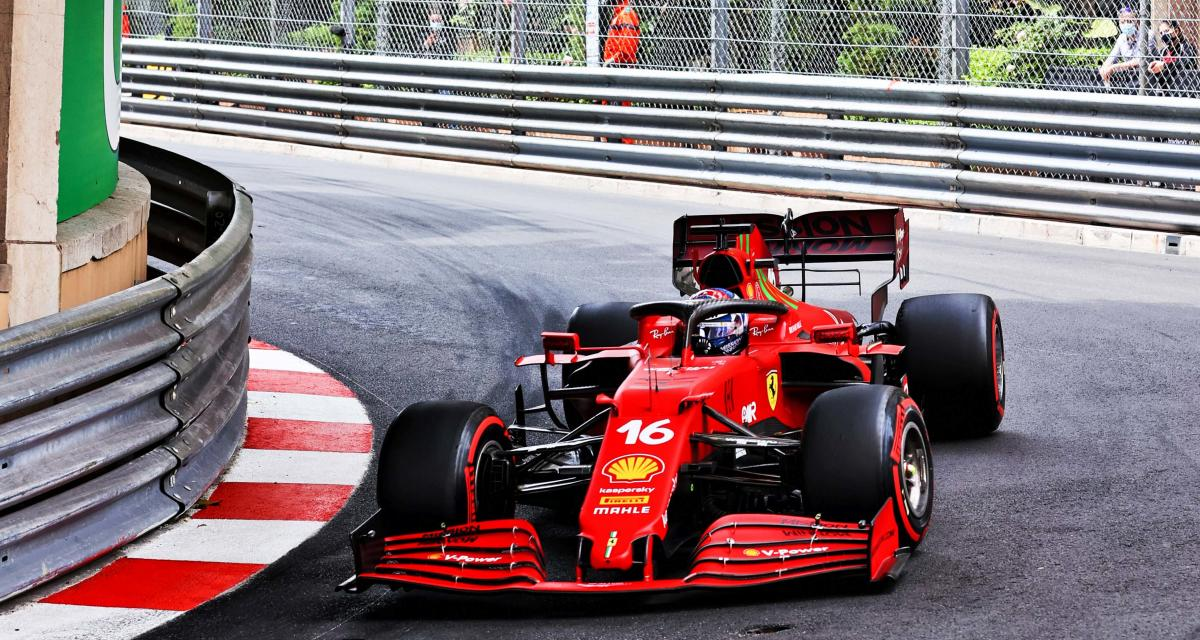 GP de Monaco de F1 : le crash de Charles Leclerc lors de la Q3 en vidéo