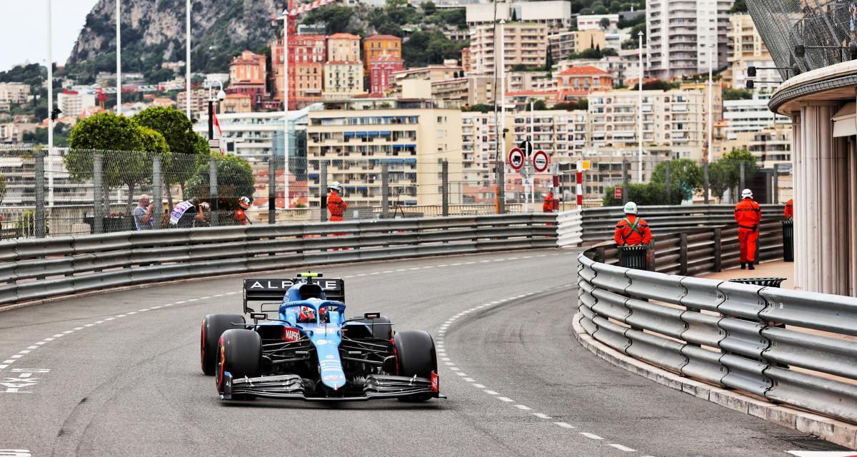 GP de Monaco de F1 : la réaction en vidéo d'Esteban Ocon après les qualifications