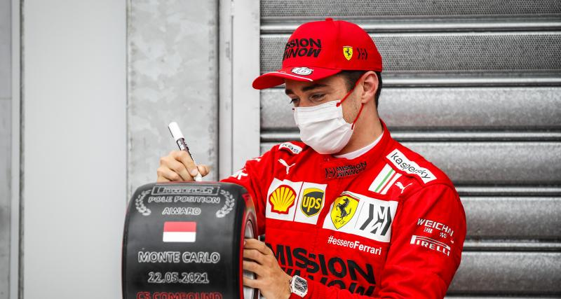 GP de Monaco de F1 : Charles Leclerc devrait conserver sa pole position