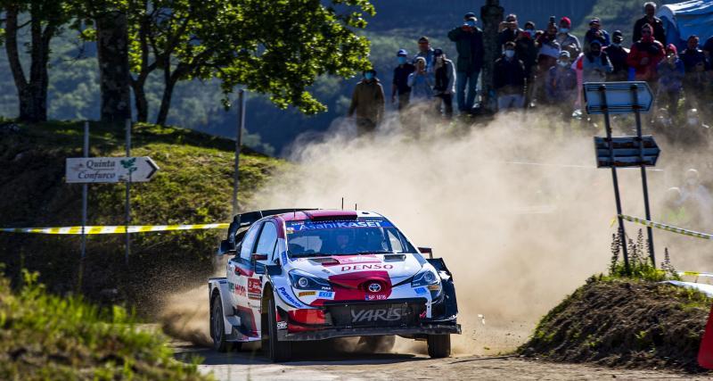 WRC, Rallye du Portugal 2021 : le classement complet des pilotes