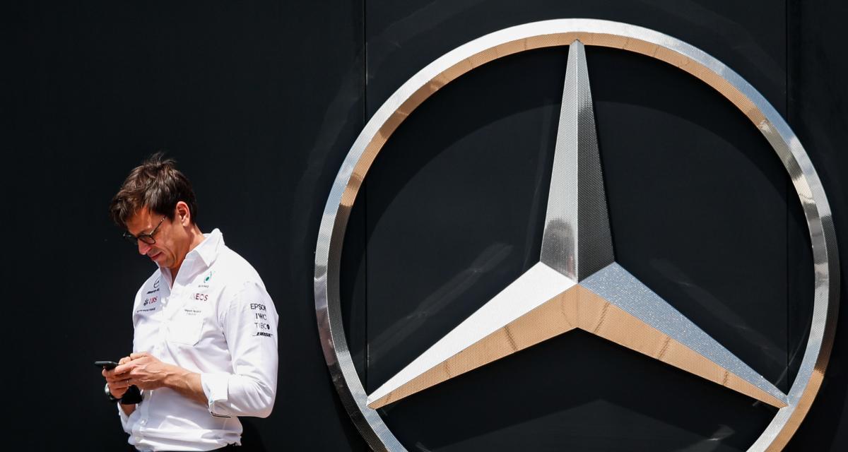 GP de Monaco de F1 : Toto Wolff voudrait que le drapeau rouge annule le meilleur temps du pilote qui l'a déclenché