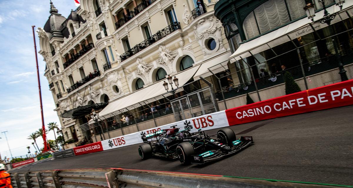 GP de Monaco de F1 : la réaction d'Hamilton après la course en vidéo