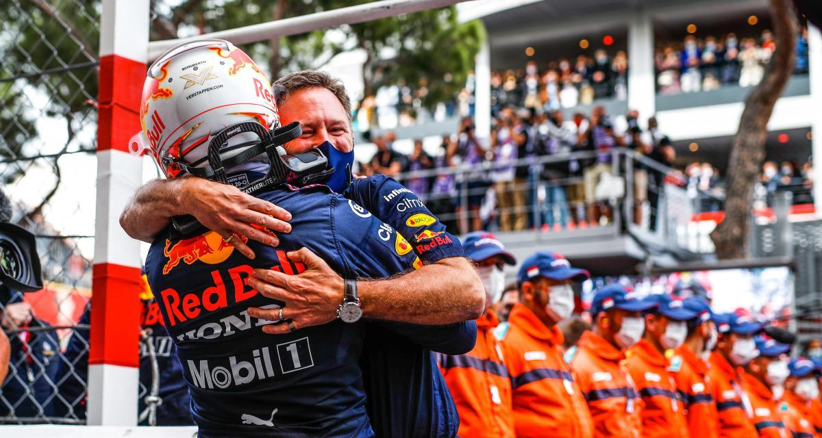 GP de Monaco de F1, le triomphe de Red Bull : la réaction de Verstappen et Horner après la course