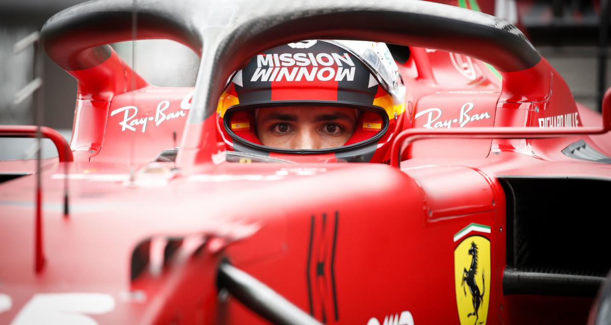 GP de Monaco de F1, Ferrari à nouveau sur le podium : la réaction de Sainz et Binotto après la course