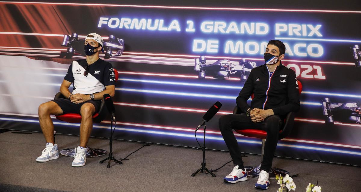 Gasly et Ocon, l'orgueil français au GP de Monaco : leurs réactions après la course (vidéo)