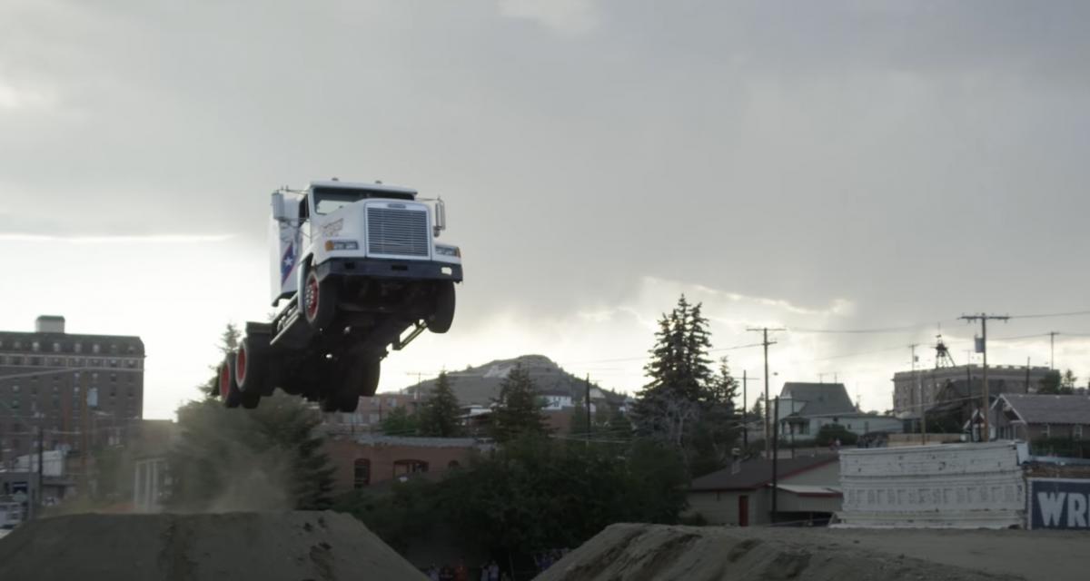 Saviez-vous qu'il existe un record du monde de saut en longueur… en camion