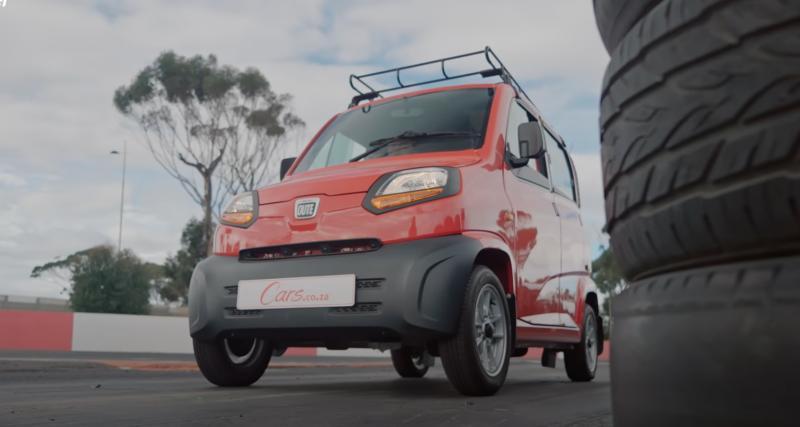 VIDEO - La voiture la moins chère du monde, alors ça donne quoi ?
