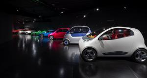 Exposition Pininfarina à Turin : 16 véhicules d'exception au MAUTO