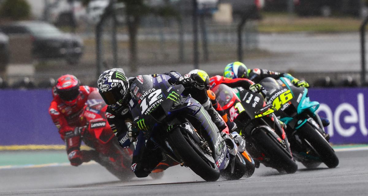GP d'Italie de MotoGP : horaires et programme TV