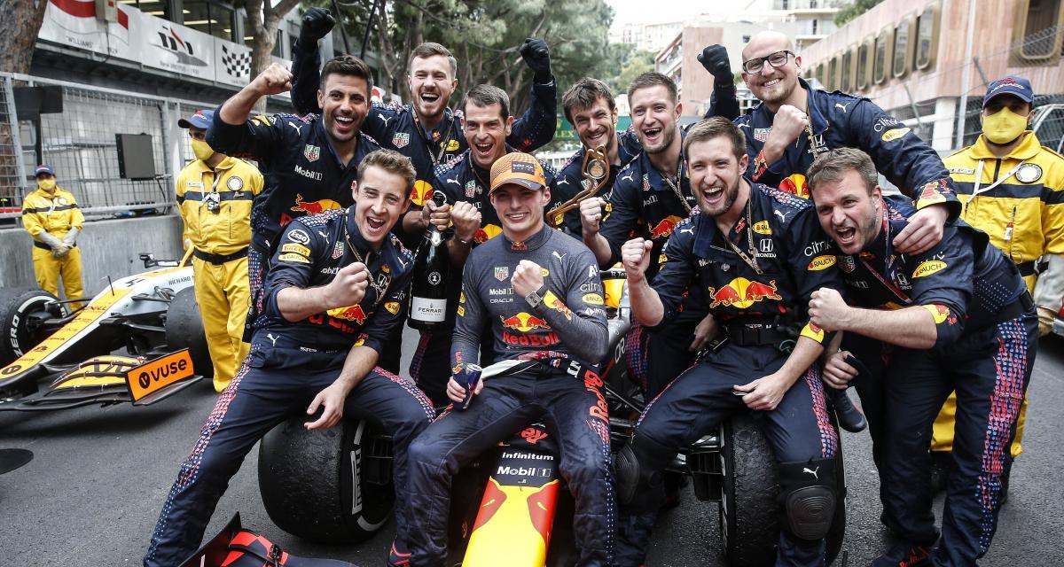 GP de Monaco de F1 : Verstappen prend la pose avec Kylian Mbappé et Ousmane Dembélé