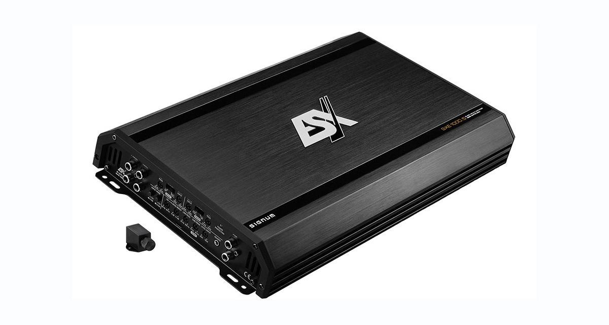 Un nouvel ampli 5 canaux à prix attractif chez ESX