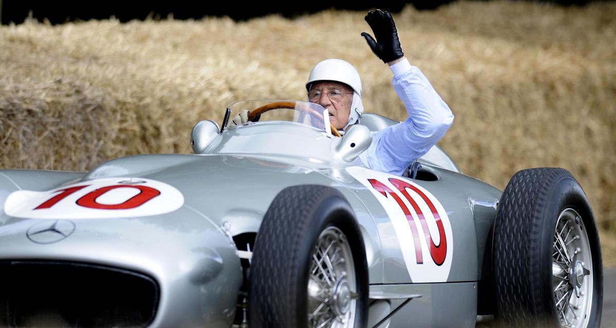 Il y a 63 ans… la 8e victoire de Sir Stirling Moss en F1
