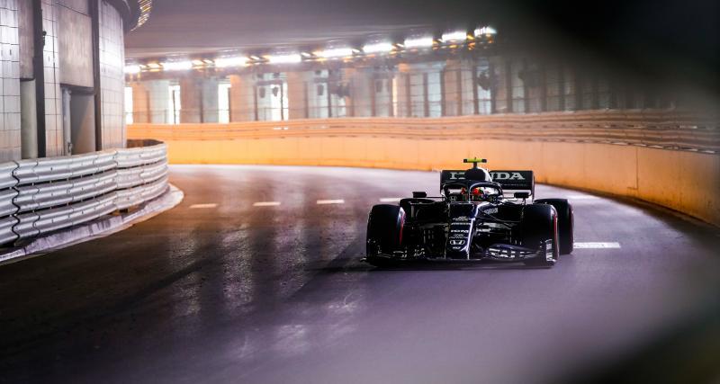 La rencontre entre Gasly et Quartararo à Monaco
