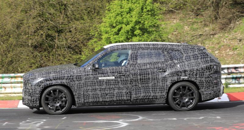Du BMW X8 M45e au BMW X8 M : SUV survitaminé
