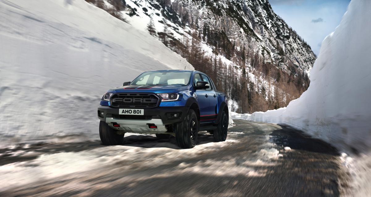 Ford Ranger Raptor Special Edition (2021) : le pick-up off-road qui bondit plus vite que son ombre