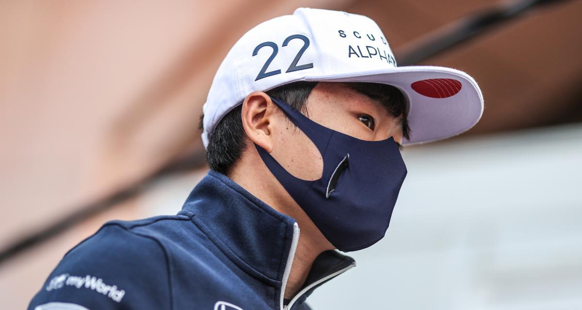 F1 - Yuki Tsunoda invité du podcast F1 Beyond the Grid : le rookie se confie sur ses accès de colère