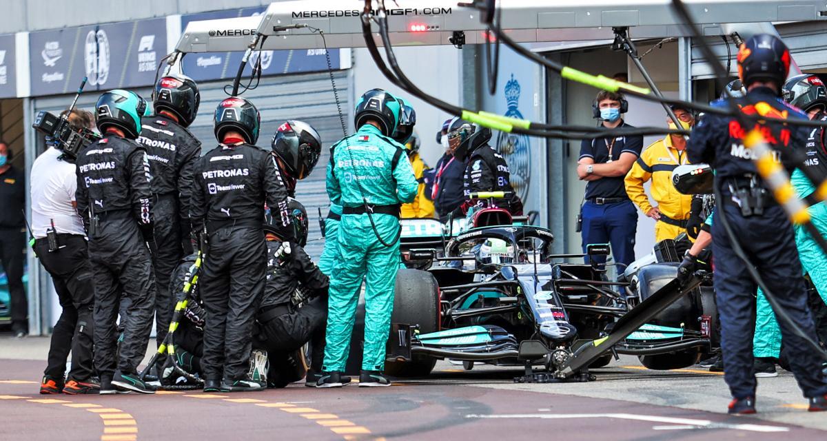 Arrêt aux stand raté de Bottas au GP de Monaco : Toto Wolff incrimine son pilote