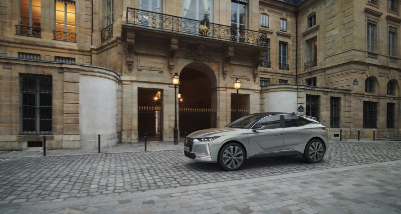 DS 4 (2021) : les prix de la compacte premium française