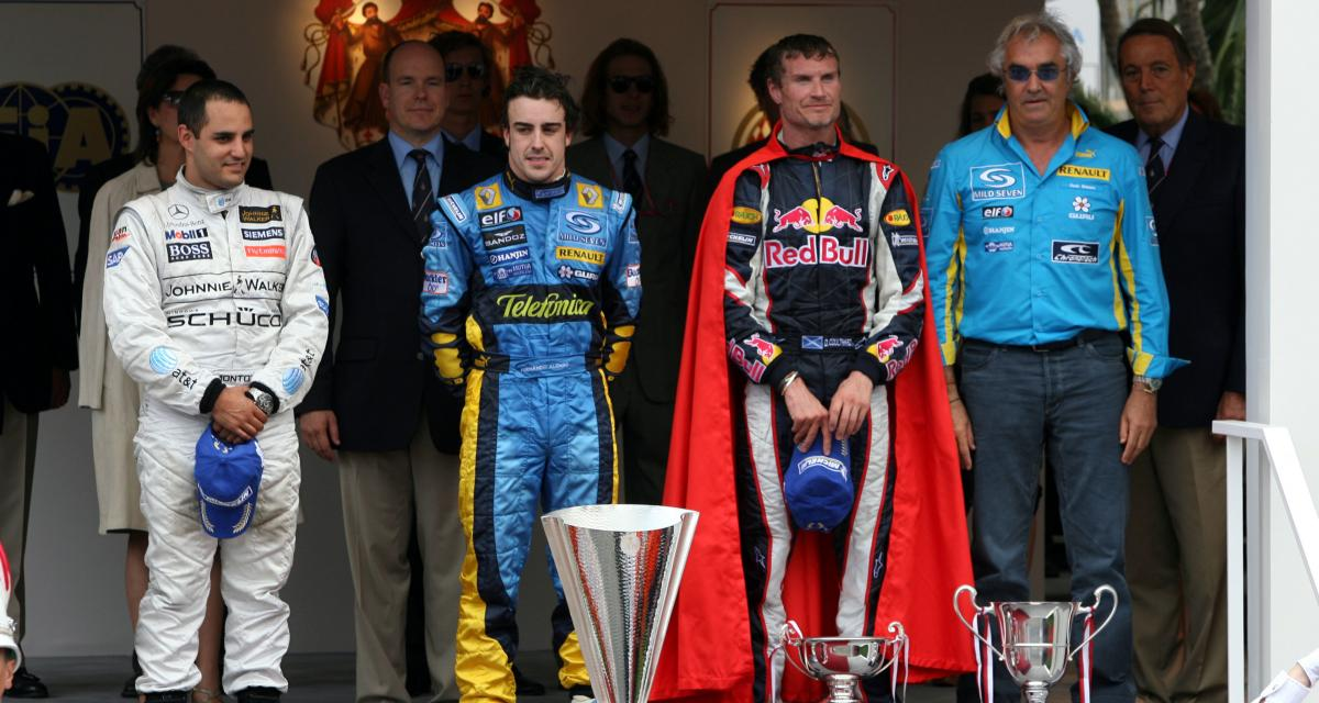 Il y a 15 ans... le premier podium de l'écurie Red Bull en F1