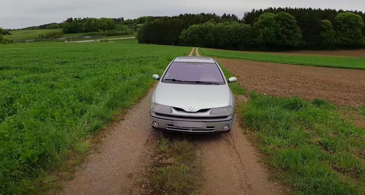 VIDEO - La Renault Laguna de 2001 peut encore franchir la barre des 200 km/h