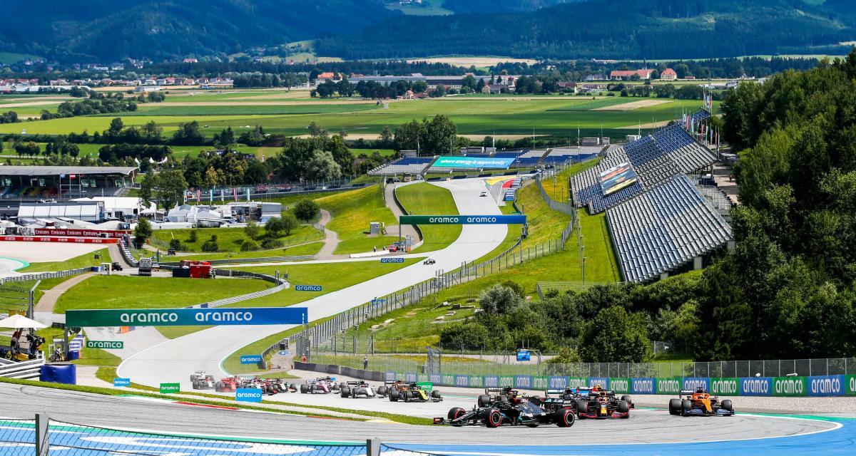 F1 : les GP d'Autriche et de Styrie menacés par de nouvelles restrictions locales ?