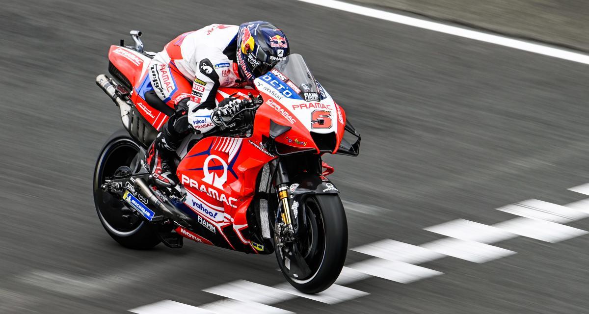 MotoGP : Pramac Racing prolonge avec Ducati jusqu'en 2024