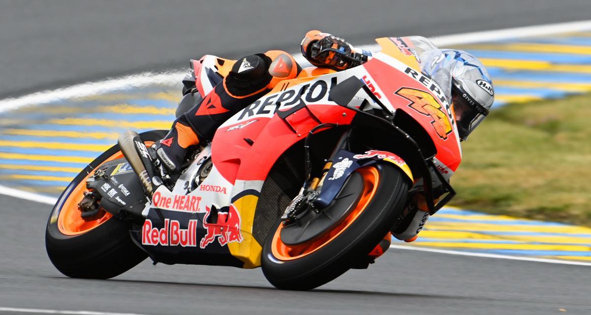 GP d'Italie de MotoGP : Pol Espargaro portera un casque… très original !