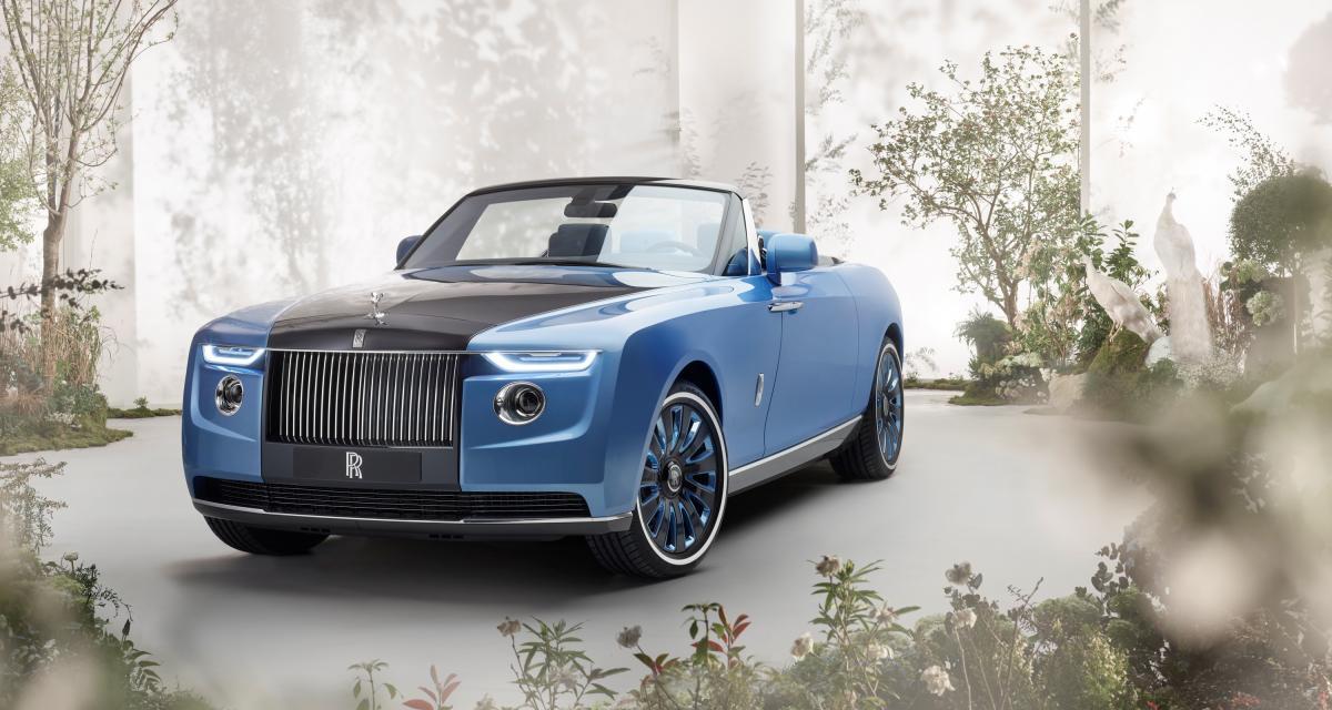 Rolls-Royce Boat Tail : la personnalisation poussée à son paroxysme
