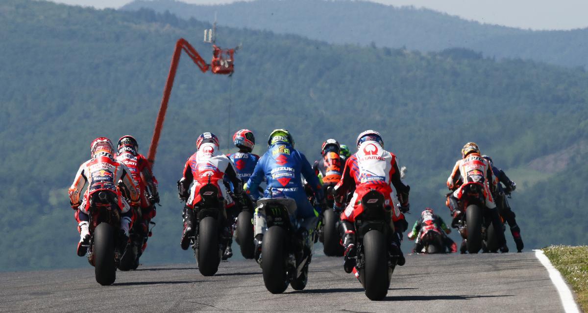GP d'Italie de MotoGP : les résultats des essais libres 2