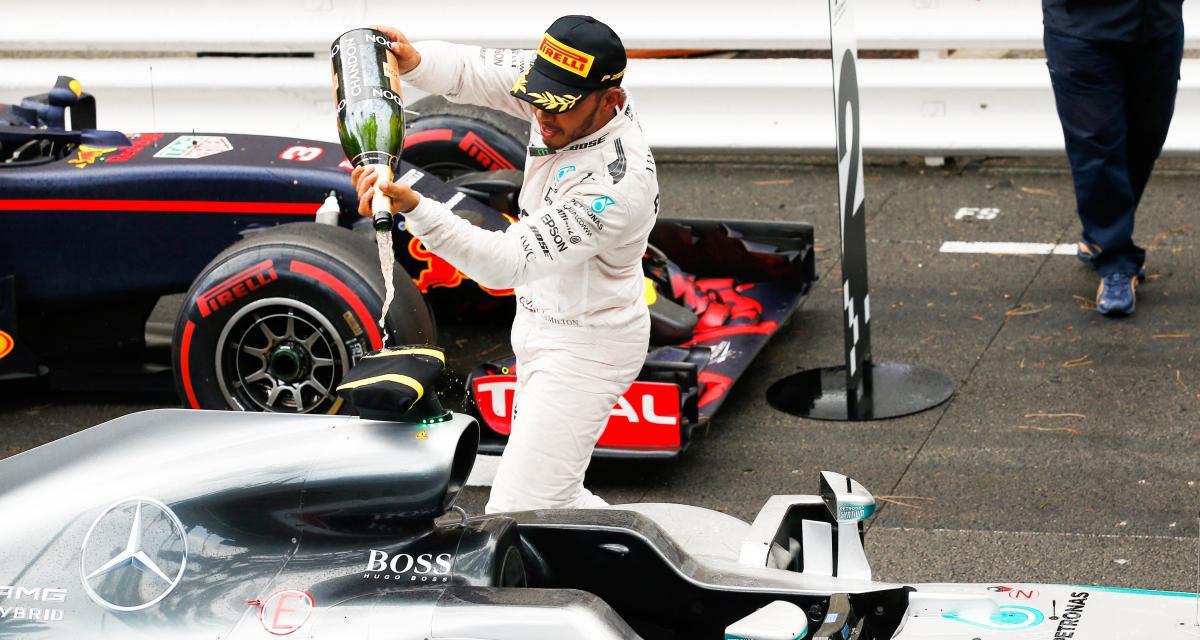 Il y a 5 ans… la 50e victoire de l'écurie Mercedes en F1
