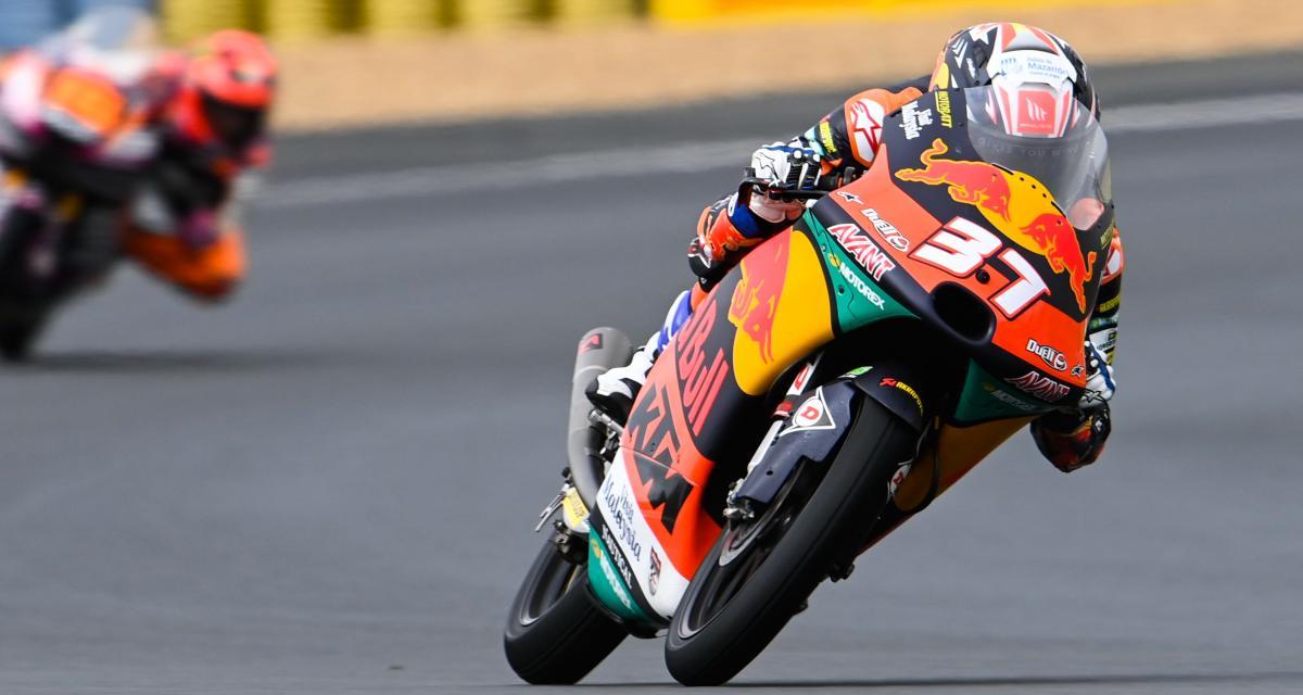 GP d'Italie de Moto3 : quelle position au départ pour Pedro Acosta ?