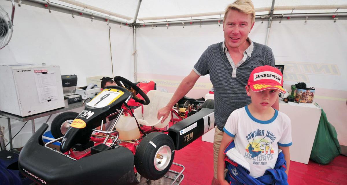 Il y a 22 ans… la 11e victoire de Mika Hakkinen en F1