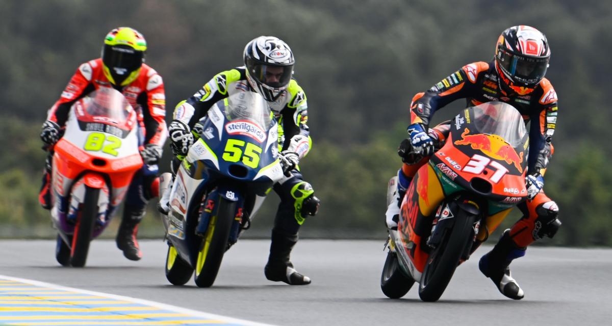 Moto3 saison 2021 : le classement pilotes