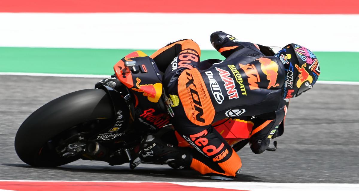 GP d'Italie de Moto2 : le classement final de la course